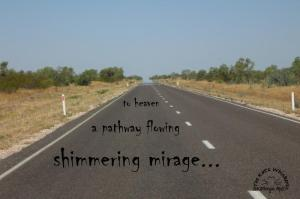 Pathway to heaven...