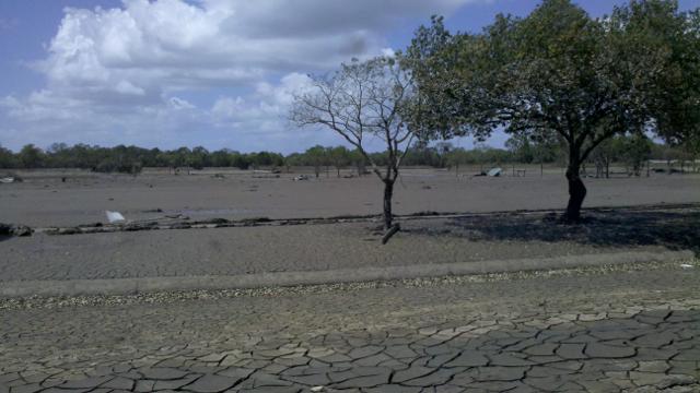 Kendall's Flat - an East Bundaberg sporting field.