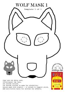 Wolf Mask1