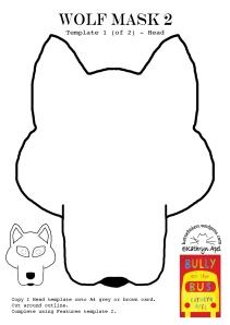 Wolf Mask2 - Head