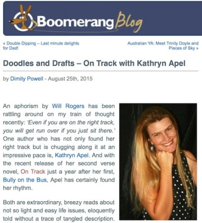 Boomerang Blog