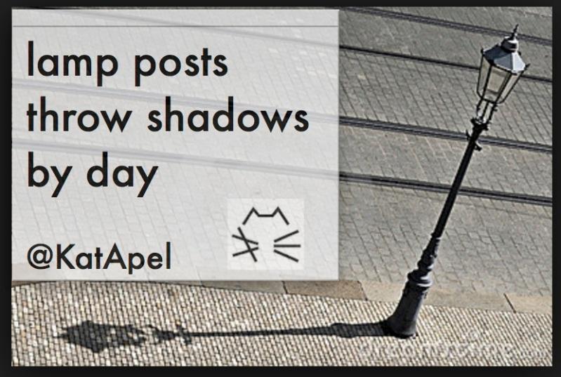 Lamp Post Shadows