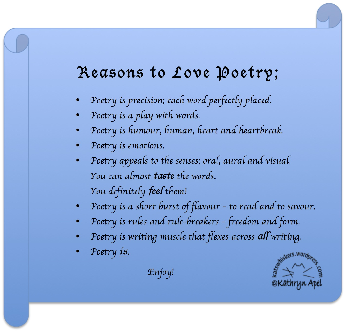 Watch How to Write a Tetactrys Poem video